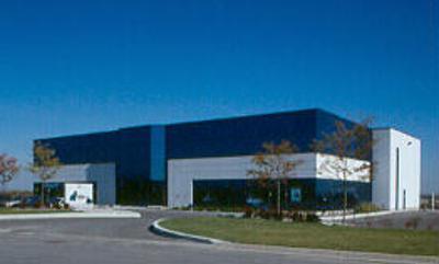 Delta Park Industrial Building Applewood Glass Amp Mirror